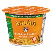 Annie's Cheddar Pasta Cup 2.01 oz