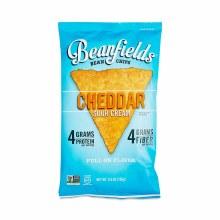 Beanfields Cheddar Sour Cream Chips