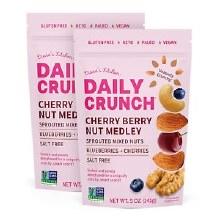 Daily Crunch Cherry Berry Nut Medley 5 oz