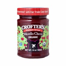 Crofters Organic Cherry Morello Spread 10 oz