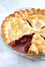 "Jessie Lord 8"" Cherry Pie"