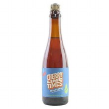 Allagash Cherry Lime Times Session Sour Kombucha 375 ml btl
