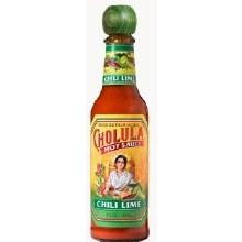 Cholula Chili Lime Hot Sauce 5 oz