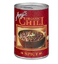 Amy's Spicy Chili 14.7