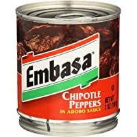 Embasa Chipotle Peppers 7 oz