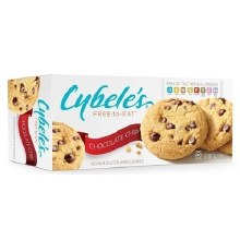Cybele's Gluten Free and Vegan Chocolate Chip Cookies 6 oz