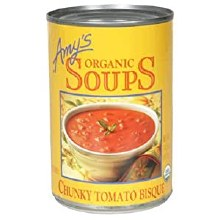 Amy's Orgnaic Chunky Tomato Bisque