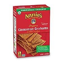 Annie's Org Cinnamon Grahams 14.4oz