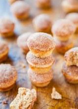 Cafe Valley Mini Muffins (cinnamon swirl) 12 count