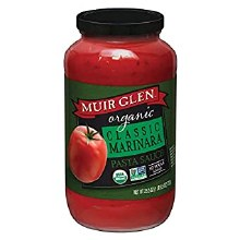 Muir Glen Classic Marinara Pasta Sauce 25.5 oz