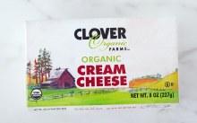 Clover Organic Cream Cheese 8oz