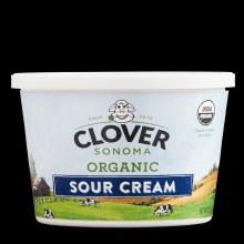 Clover Organic Sour Cream 16oz