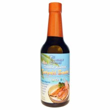 Coconut Secret Coconut Aminos Teriyaki Sauce 10 oz