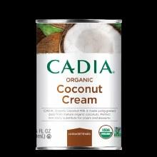 Cadia Organic Coconut Cream 13.5 oz