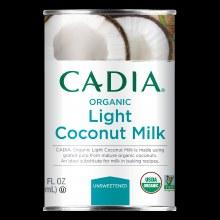 Cadia Organic Lite Coconut Milk