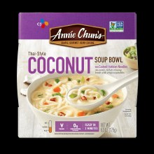 Annie Chun's Coconut Soup Bowl 6.3 oz