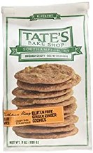 Tate's GF Ginger Zinger Cookies 7oz