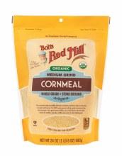 Bob's Red Mill Corn Meal 24 oz