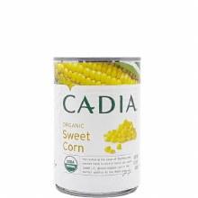 Cadia Organic Sweet Corn 15oz