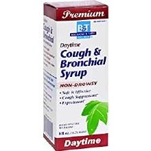 Boericke & Tafel Cough and Bronchial Syrup 4 oz