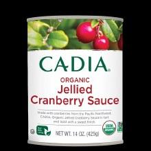 Cadia Jellied Cranberry Sauce 14 oz