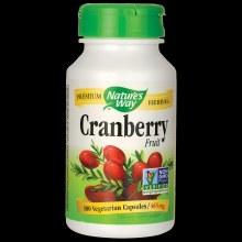 Cranberry 60 Cap Nature's Way