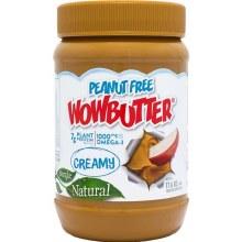 Wowbutter Creamy 100% Peanut Free Butter 17.6 oz