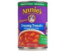 Annie's Organic Creamy Tomato & Bunny Pasta Soup 14.3 oz