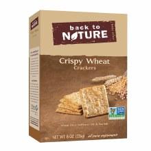 Back to Nature Crispy Wheat Cracker