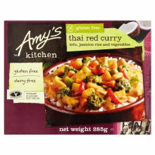 Amy's Gluten Free Curry Red Thai 10 oz