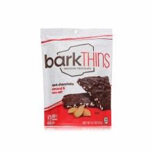 Bark Thins Dark Chocolate with Almonds 4.7 oz