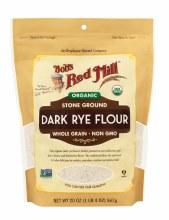 Bob's Red Mill Dark Rye Flour 20 oz