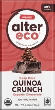 Alter Eco Deep Dark Quinoa Crunch