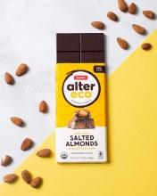 Alter Eco Deep Dark Salted Almonds