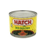 Hatch Diced Green Hot Chiles 4 oz