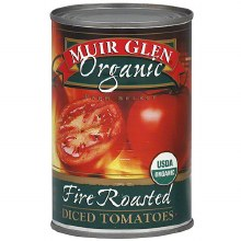 Muir Glen Fire Roasted Diced Tomatoes 14.5 oz