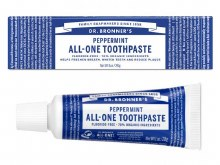 Dr. Bronner's All One Peppermint Toothpaste