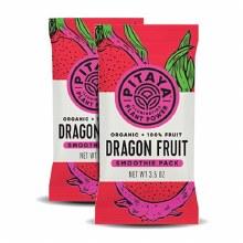Dragon Furit Smoothie Packs  4 x 100g