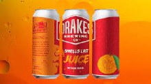 Drake's Brewing Smells Like Juice Hazy IPA 4/16 oz cans
