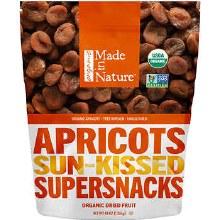 Cadia Dried Apricots 8 oz