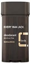 Every Man Jack Sandalwood Deodorant Stick 3 oz