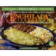 Amy's Gluten Free Enchilada Verde 10 oz