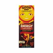 Good Day Chocolate Energy Supp. 8 piece