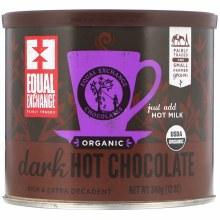 Equal Exchange Original Hot Dark Chocolate Mix