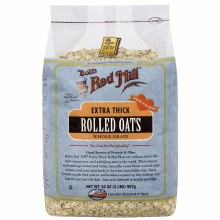 Bob's Red Mill Extra Thick Whole Grain Rolled Oats 32 oz