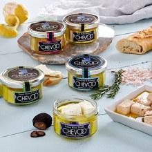 Chevoo Fennel Pollen & Orange Goat Cheese & Olive Oil 4 oz