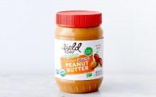 Field Day Organic Crunchy Peanut Butter 18 oz