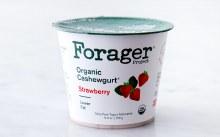 Forager Strawberry Cashew milk Yogurt 5.3 oz