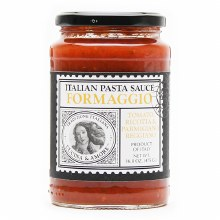 Cucina & Amore Formaggio Pasta Sauce 16.80 oz. Prod. of Italy