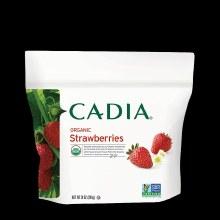 Frozen Strawberries, cadia 10oz